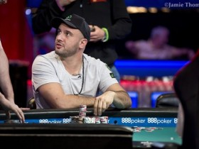 【GG扑克】扑克玩家锦标赛决胜桌诞生,Mizrachi还是筹码量领先者!