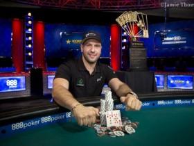 【GG扑克】Michael Mizrachi拿下个人第三个PPC冠军!