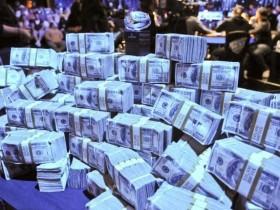 【GG扑克】WSOP:已举办赛事总奖池的71%被美国选手赢走