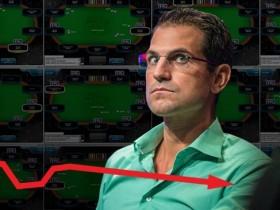 【GG扑克】Brandon Adams在线上牌场亏了140万美元!