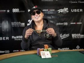 【GG扑克】Tommy Nguyen取得巨额筹码赛冠军,入账$1,037,451