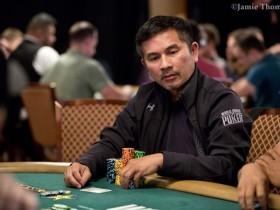 【GG扑克】2018 WSOP主赛事Day1a:Truyen Nguyen暂获领先优势