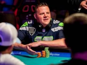 【GG扑克】现金桌小测试:惊悚牌面的暗三条