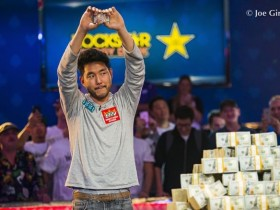 【GG扑克】2018 WSOP:John Cynn喜提WSOP主赛事金手链