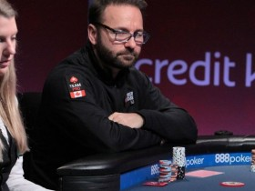 【GG扑克】Daniel Negreanu:个人扑克累积收入超过1亿美元是有可能的