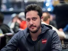 【GG扑克】Holz领跑豪客赛,Adrian Mateos赢得第三冠