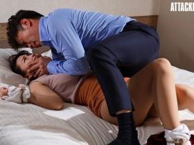 【GG扑克】ATID-444:美臀丝袜经纪人向井蓝被变态下药迷奸!