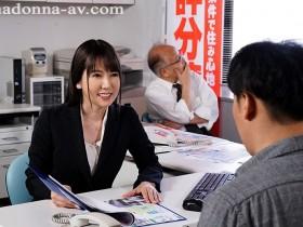 【GG扑克】JUL-344:美女中介波多野结衣尽情享受年轻房客的肉棒!
