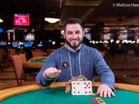【GG扑克】Galfond收获个人第三条WSOP金手链