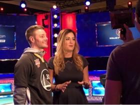 【GG扑克】WSOP主赛事6进3: Tony Miles领先,Joe Cada无缘双冠