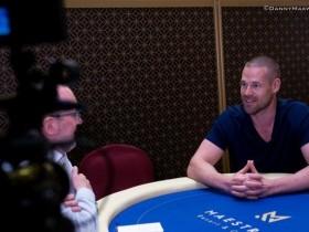 【GG扑克】Patrik Antonius最新采访:对于WSOP没有特定的计划