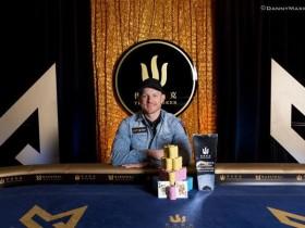 【GG扑克】Jason Koon 斩获传奇$127,000买入短牌赛冠军,入账350万刀