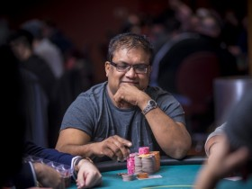 【GG扑克】Victor Ramdin宣布离开扑克之星战队!
