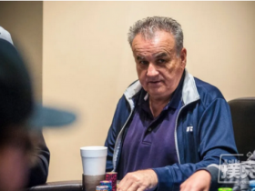 【GG扑克】老牌扑克高手Sam Grizzle中风过世