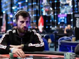 【GG扑克】Wiktor Malinowski用中对打出一个40万的巨额底池