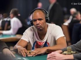【GG扑克】Phil Ivey现身WSOP$100K豪客赛