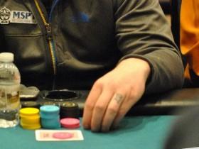 【GG扑克】牌局评论:应对小筹码玩家的全压
