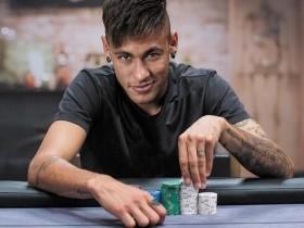 【GG扑克】队友在踢夺冠大战,内马尔却在家中打牌