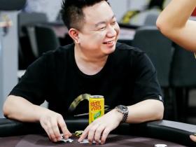 【GG扑克】国人牌手故事 | 越幸运越努力的孙彬:家人的支持和理解让我坚持下去!