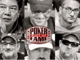 【GG扑克】扑克名人堂在2020年只有一名入选者