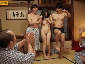 【GG扑克】WANZ-963:看著心爱的未婚妻被发情同事们玩弄肉体!