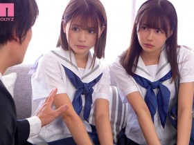 【GG扑克】校花女高中生「松本いちか、永瀬ゆい」主动倒贴男老师 大玩3P还让对方中出