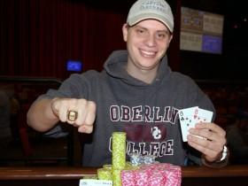 【GG扑克】Jason Strasser赢得2018 WSOP巡回赛巧克陶站主赛事冠军