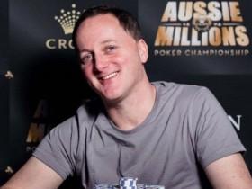 【GG扑克】Richard Ashby取得澳洲百万赛事第七项赛事冠军