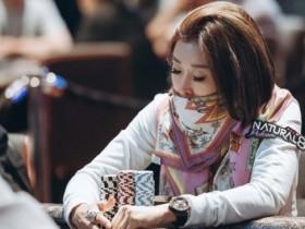 【GG扑克】Kitty Kuo暂时领先澳洲百万赛事$25,000挑战赛