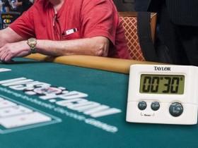 【GG扑克】WSOP将对豪客赛事实施大盲底注兼计时