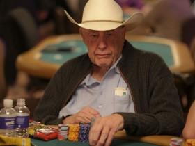 【GG扑克】Doyle Brunson说自己错过了网站过亿美元的交易