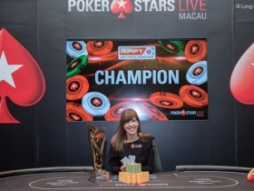 【GG扑克】Kristen Bicknell 击败David Peters拿下APPT豪客赛冠军