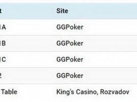 【GG扑克】Julian Menhardt领跑2020年WSOP主赛事
