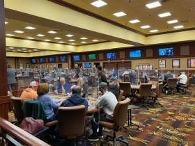 【GG扑克】容量限制如何影响拉斯维加斯的现场扑克?