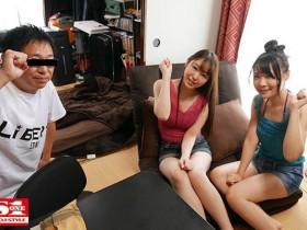 【GG扑克】SSNI-946:淫荡痴女「新名あみん、吉冈ひより」狂野性爱!