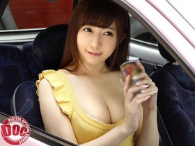 【GG扑克】DOCP-079 :强啪副驾驶上的巨乳美女逢泽真里亚!