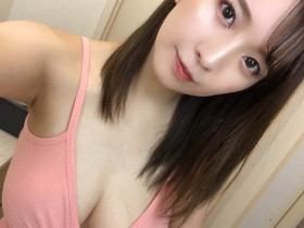 【GG扑克】E罩杯美胸天菜「铃木真夕」推特福利放送解放中路!