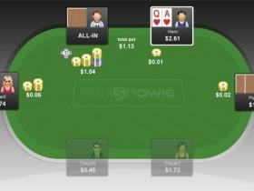 【GG扑克】PokerSnowie研究:AQs在这种场合应该怎么做?