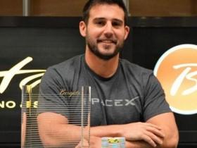 【GG扑克】三度WPT冠军Darren Elias再次赢得百佳塔锦标赛主赛事冠军