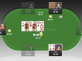 【GG扑克】PokerSnowie研究:翻牌圈拿到超级听牌,跟注还是加注?