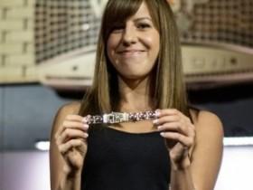 【GG扑克】Kristen Bicknell首次出席《深夜德扑》