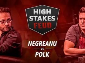 【GG扑克】丹牛和Polk的单挑赛将继续进行至25000手