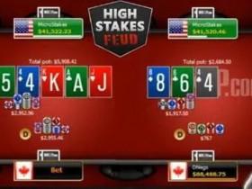 【GG扑克】恩怨赛回归,丹牛取得一场小胜