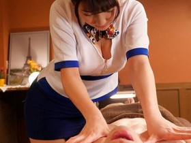 【GG扑克】JUY-866: 美乳技师神咲诗织在按摩室就这么啪起来了。