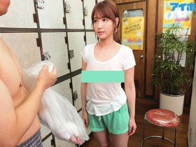 【GG扑克】IPX-268 :天生喜欢色色的老板娘桃乃木香奈额外的服务!