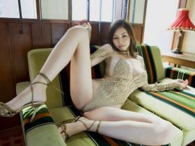 【GG扑克】日本G奶女神-杉原杏璃-巨乳撑爆上衣,高清大图再来一波