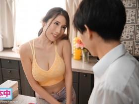【GG扑克】hnd-947 :女友妈妈「Julia」初次见面 不穿胸罩色露「粉晕」诱惑 把持不住内射中出!