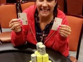 【GG扑克】Courtney Hopper:取得WPT赛事冠军的女人