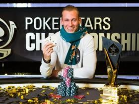 【GG扑克】Sebastian Sorensson取得PSC巴塞罗那站主赛冠军