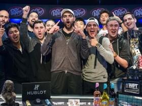 【GG扑克】WPT扑克传奇赛主赛事:Art Papazyan击败Phil Hellmuth意外夺冠